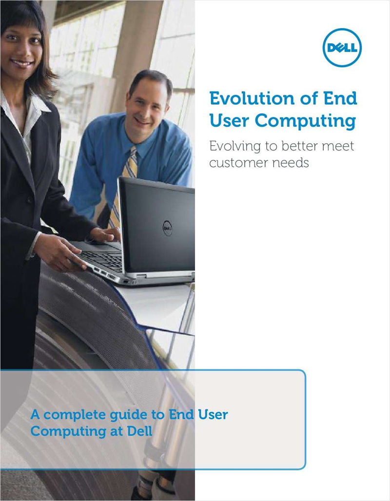 Evolution of End User Computing Screenshot
