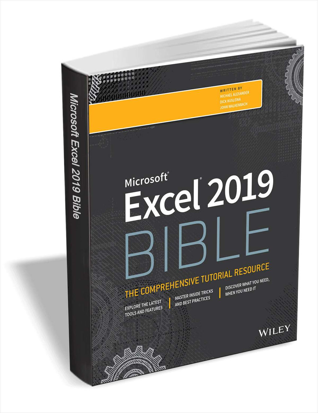 Excel 2019 Bible ($35.99 Value) FREE for a Limited Time Screenshot