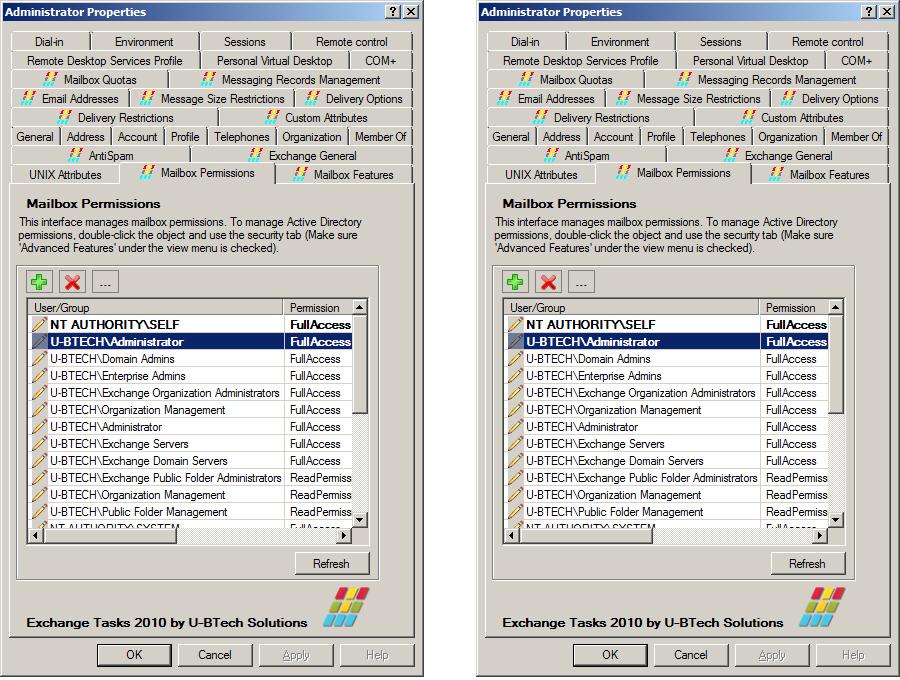 Exchange Tasks 2010 Screenshot