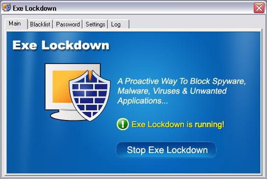 Activity Monitoring Software Screenshot