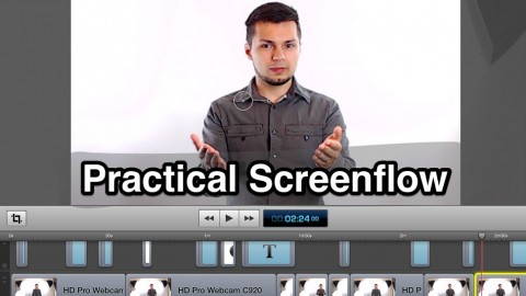 Expert Screenflow skills in 29 days guaranteed! Screenshot