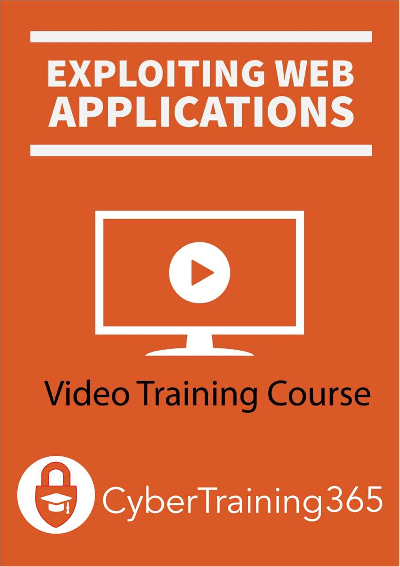 Exploiting Web-Based Applications - FREE Video Training Course Screenshot