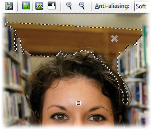 EZlect, Photo Manipulation Software Screenshot