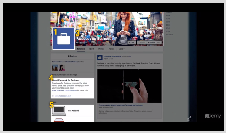 Facebook Marketing: A Step-by Step to your first 1000 Fans!, Learning and Courses Software Screenshot