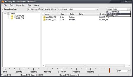 FilePop HD Platinum, Video Converter Software Screenshot