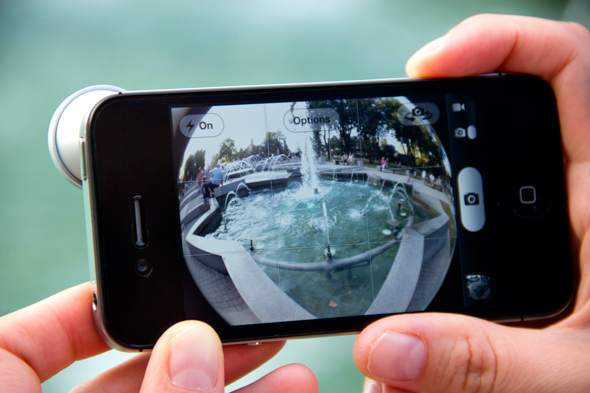 Other Utilities Software, Fisheye Universal Lens Kit: Get A New Perspective With Macro & Wide-Angle Lenses Screenshot