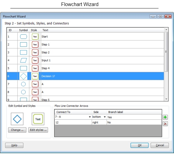 FlowBreeze, Business & Finance Software Screenshot