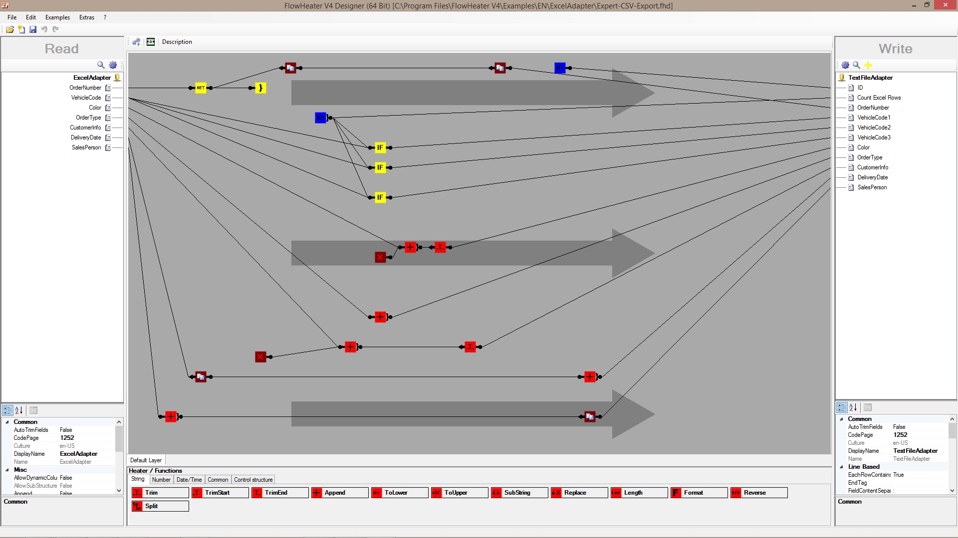 FlowHeater Screenshot
