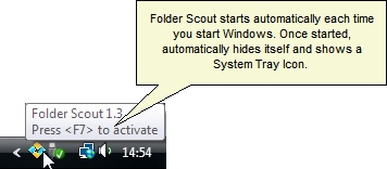 Folder Software Screenshot