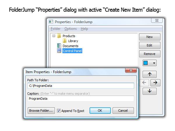 Folder Software Screenshot