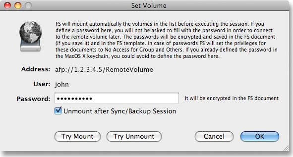 FoldersSynchronizer Screenshot 13