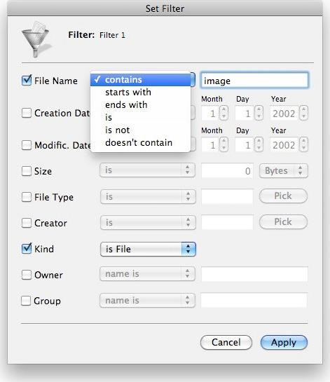 FoldersSynchronizer Screenshot 8