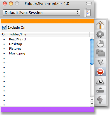 FoldersSynchronizer Screenshot 10