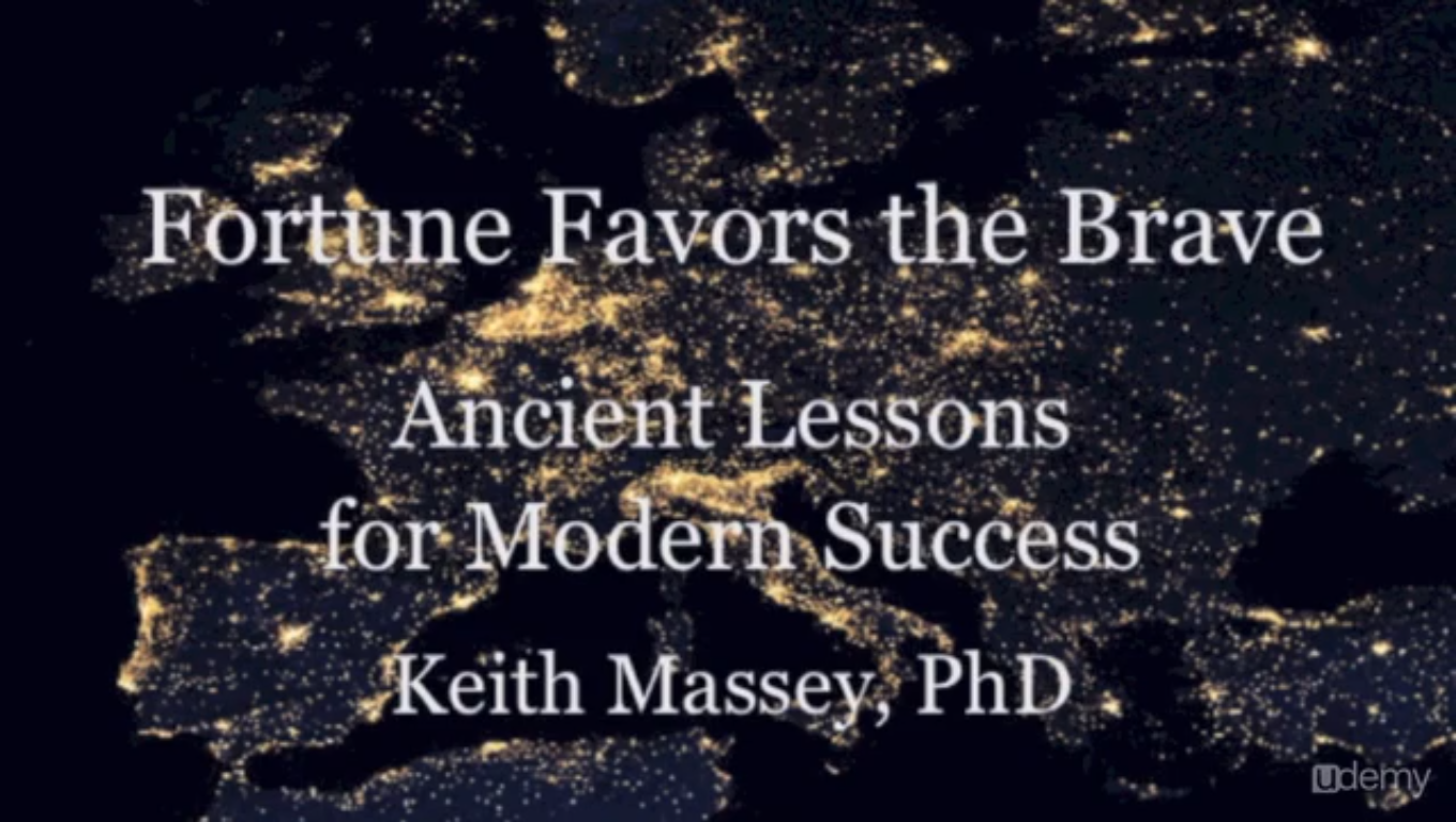 Fortune Favors the Brave: Ancient Lessons for Modern Success Screenshot