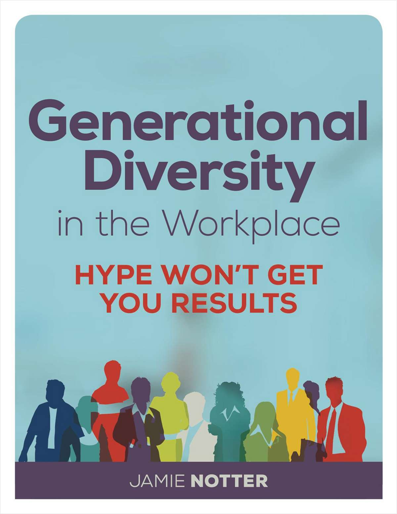 Generational Diversity in the Workplace: Hype Won