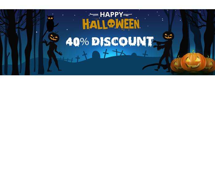 Genie9 Happy Halloween Screenshot