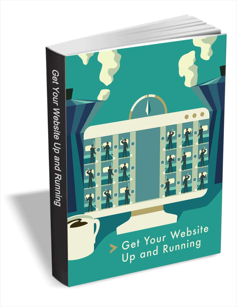 Get Your Website Up and Running ($29 Value FREE For a Limited Time) Screenshot