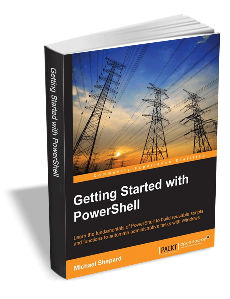 Getting Started with PowerShell ($20 Value) FREE For a Limited Time Screenshot