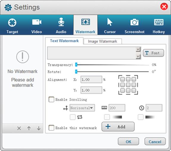 Gilisoft Screen Recorder Screenshot 9