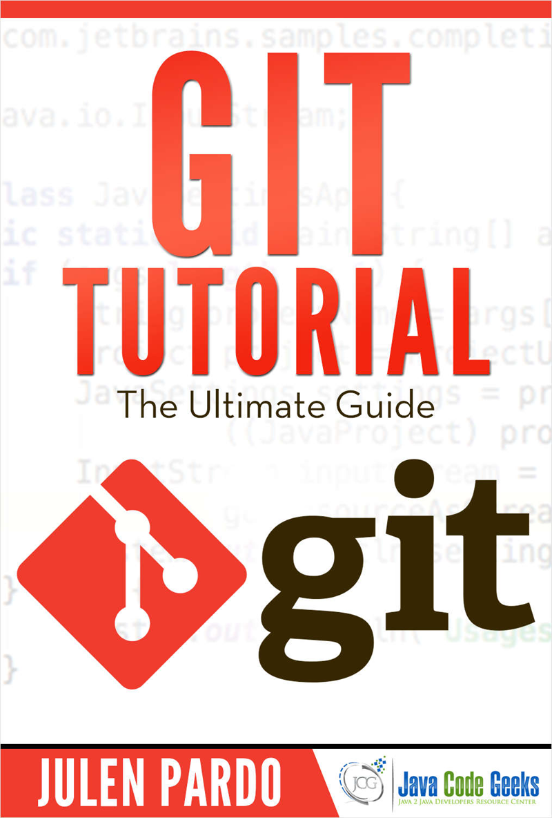 Git Tutorial Screenshot