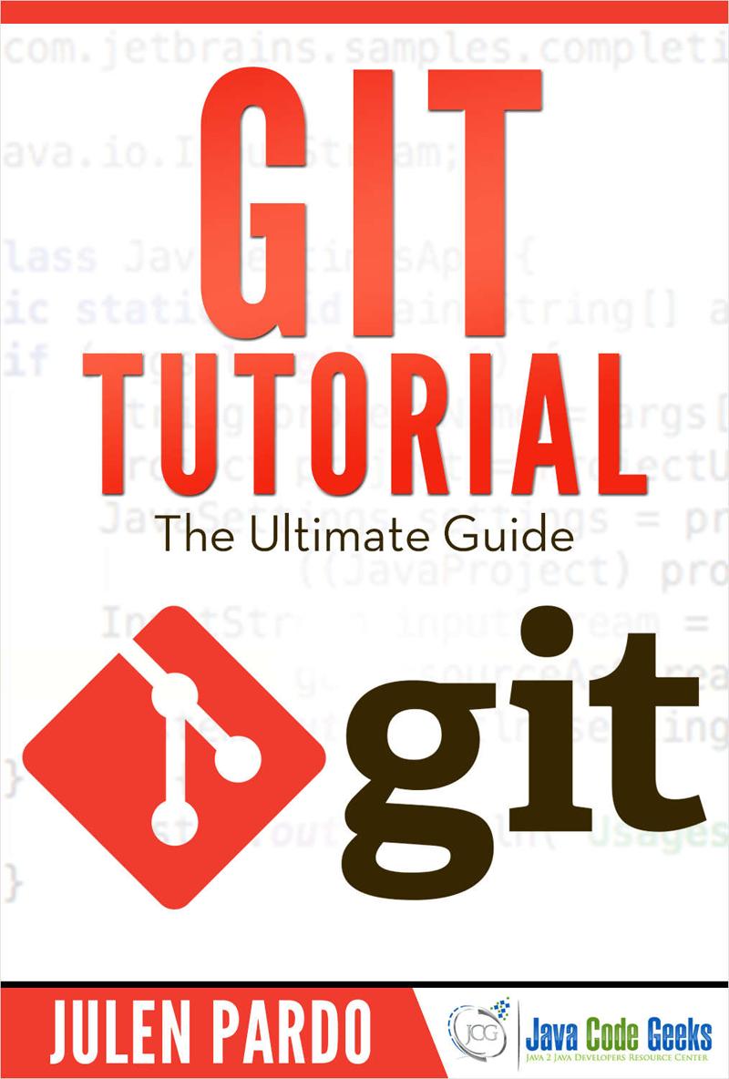 Git Tutorial Screenshot