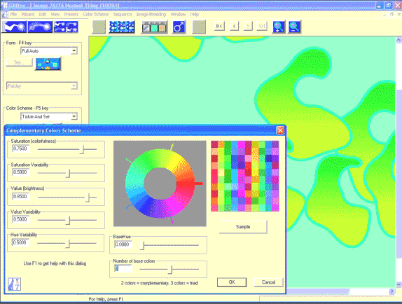 Gliftex V7 Screenshot