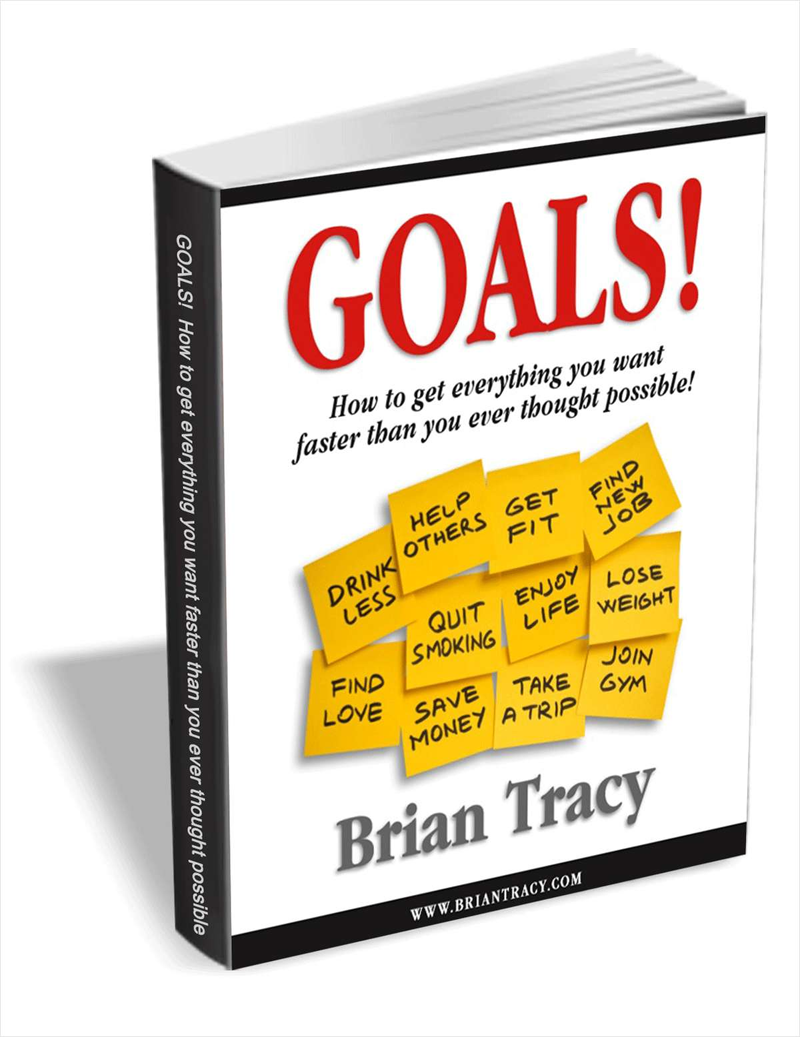 Goals! How to get everything you want faster than you ever thought possible! Screenshot