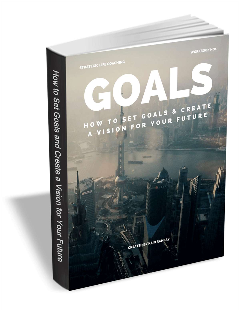 Goals - How to Set Goals & Create a Vision for Your Future Screenshot