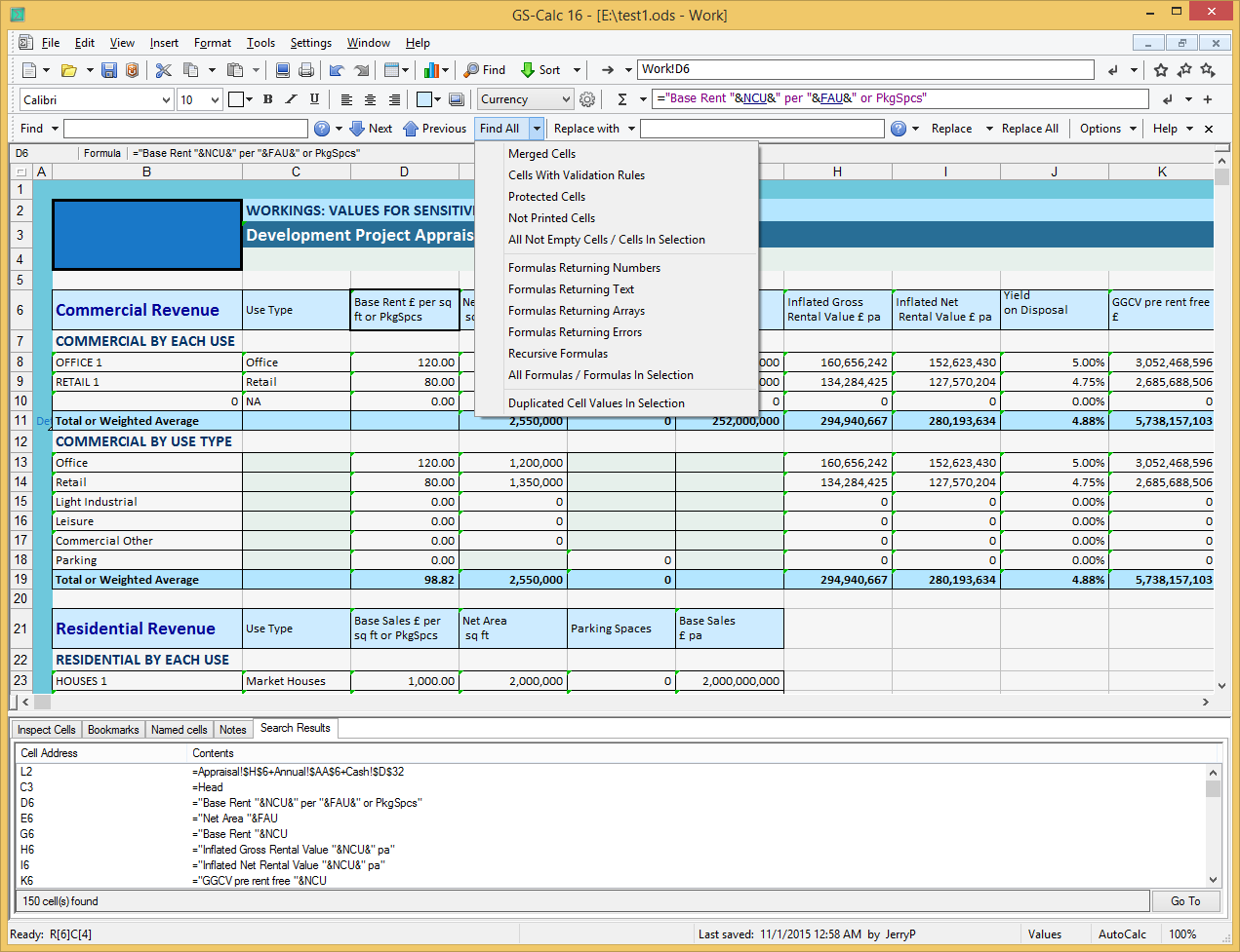 GS-Calc - Spreadsheet Editors Software Download for PC