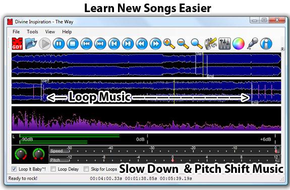 Guitar & Drum Trainer Screenshot