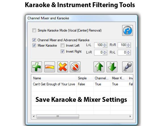 Audio Software, Music Software Screenshot