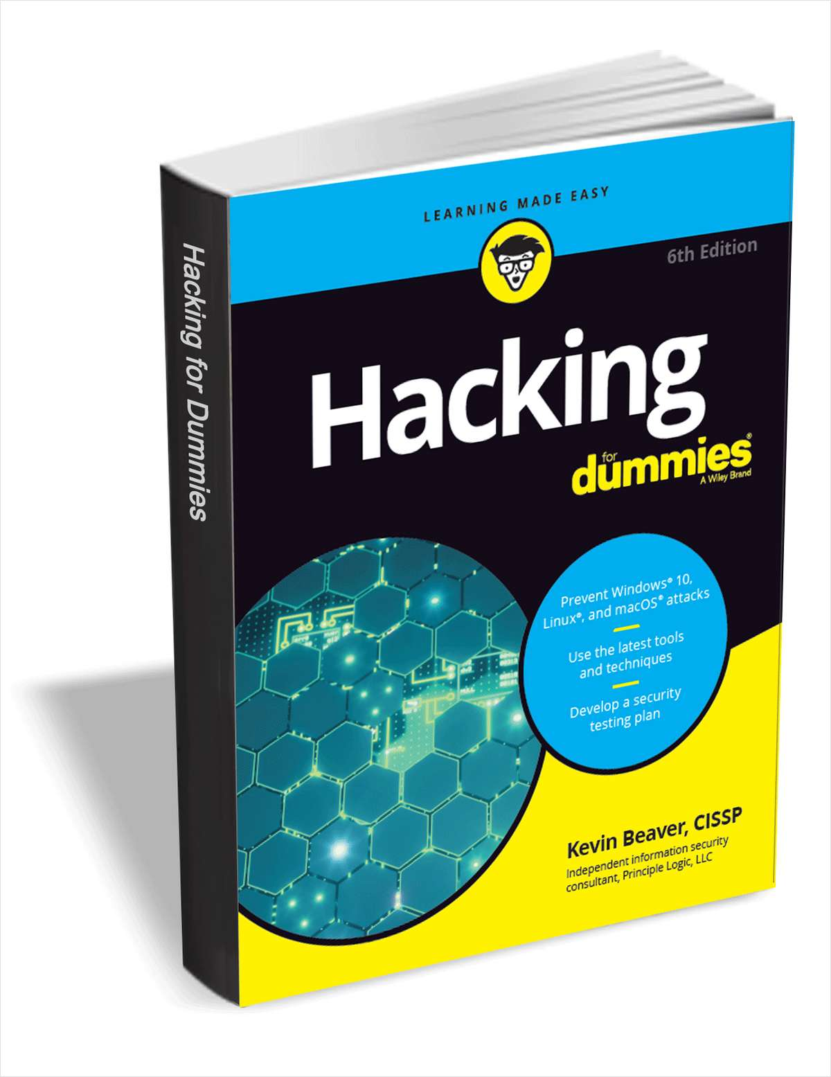 Hacking for Dummies, 6th Edition ($29.99 Value) Free for a Limited Time Screenshot