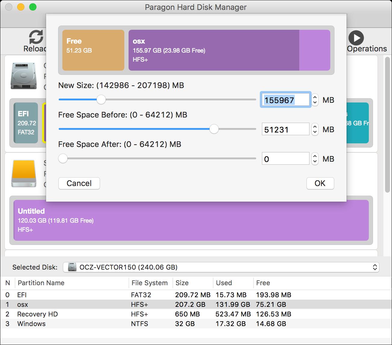Hard Disk Manager for Mac Screenshot 9