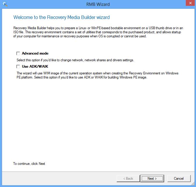 Hard Disk Manager 15 Suite Screenshot 10