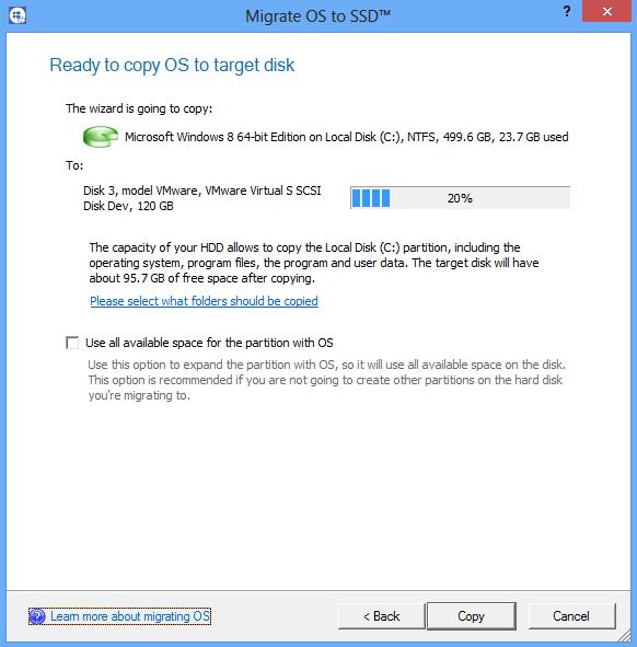 Hard Drive Software, Hard Disk Manager 15 Suite Screenshot