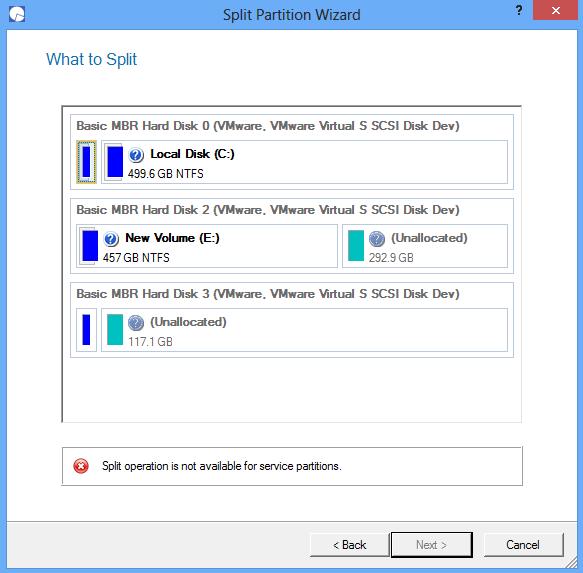 Hard Disk Manager 15 Suite, Hard Drive Software Screenshot