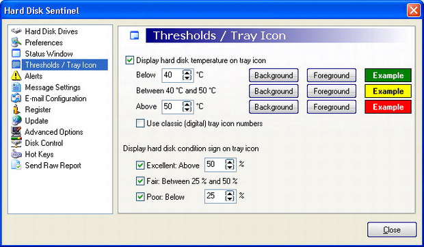 Hard Disk Sentinel Standard Edition Screenshot 8