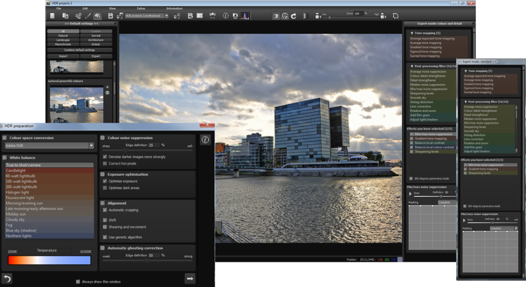HDR projects 2, Design, Photo & Graphics Software Screenshot