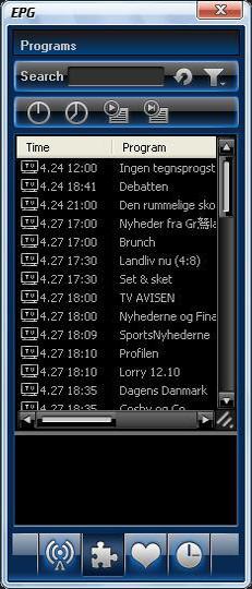 Video Player Software, HDTV player Screenshot