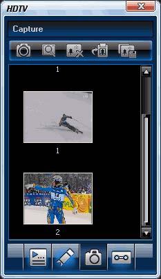 HDTV player, Video Software Screenshot