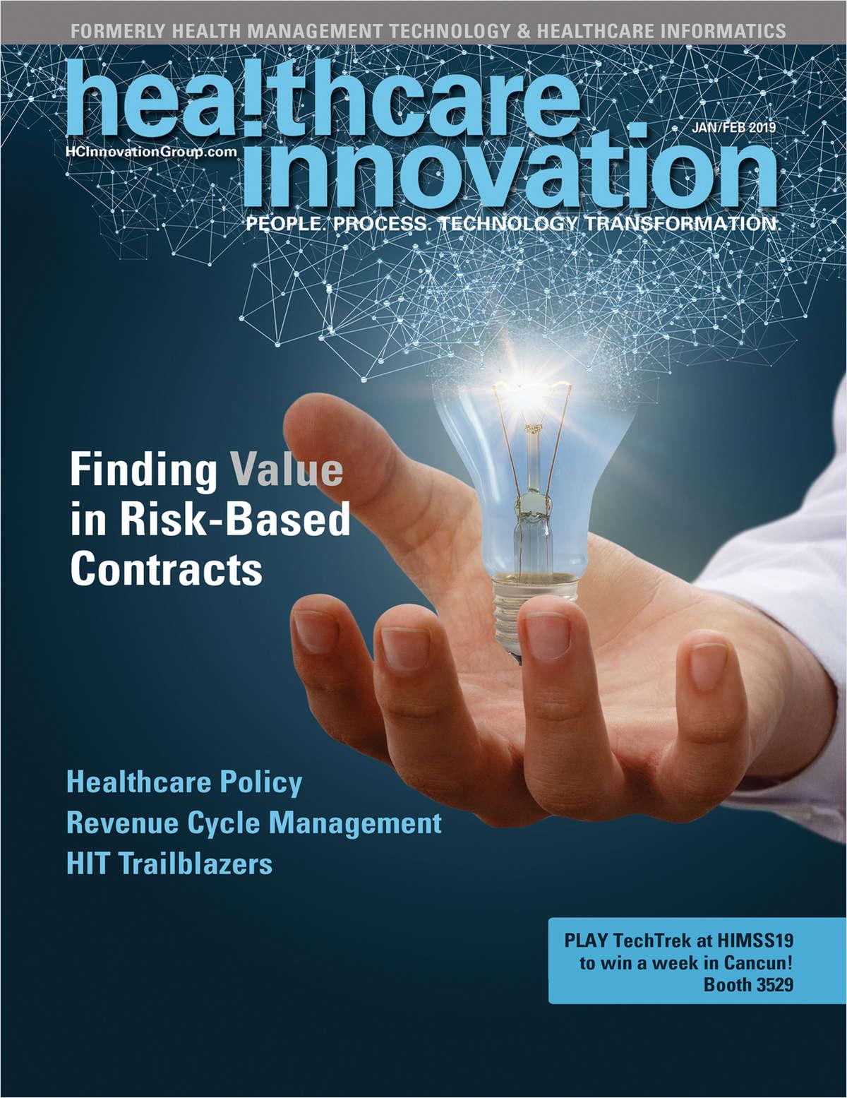 Healthcare Innovation Screenshot