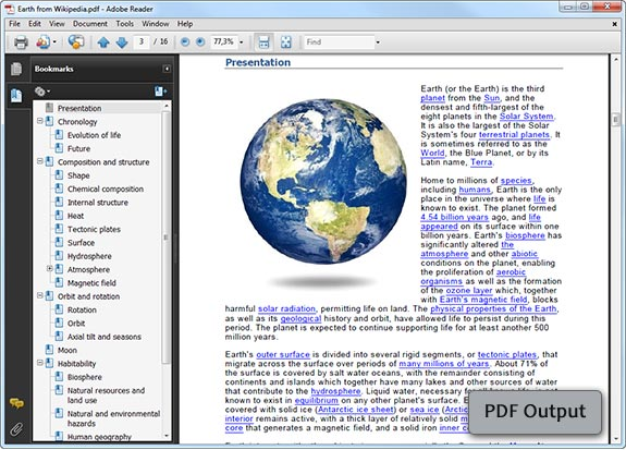 HelpNDoc Professional Edition Screenshot 8