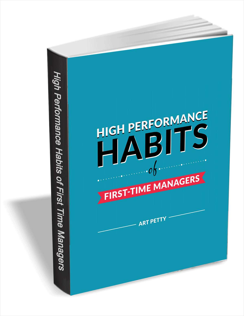 High Performance Habits of First-Time Managers Screenshot
