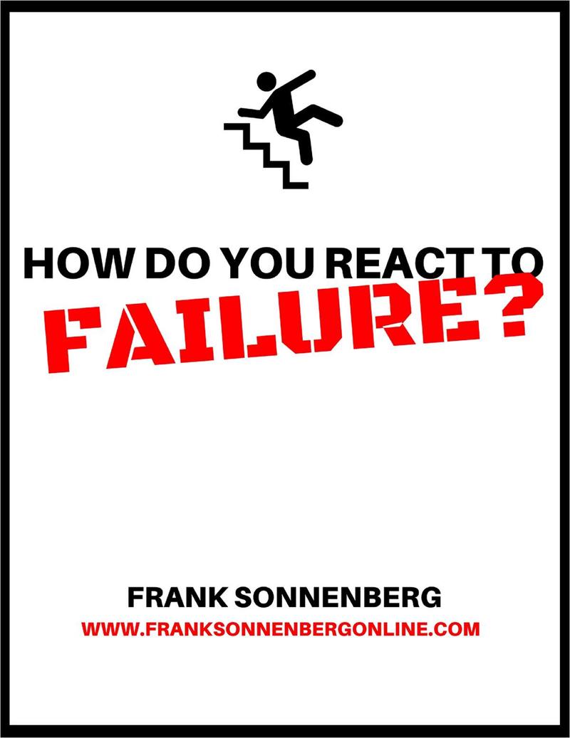 How Do You React to Failure? Screenshot