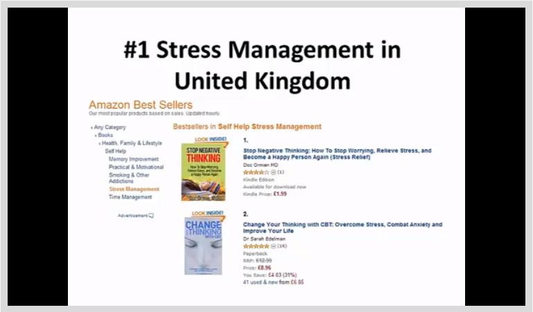 Hobby, Educational & Fun Software, How To Become a Bestselling Author on Amazon Kindle Screenshot