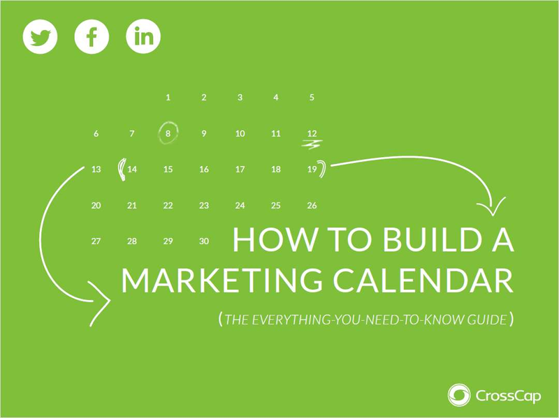 How to Build a Global Marketing Calendar Screenshot