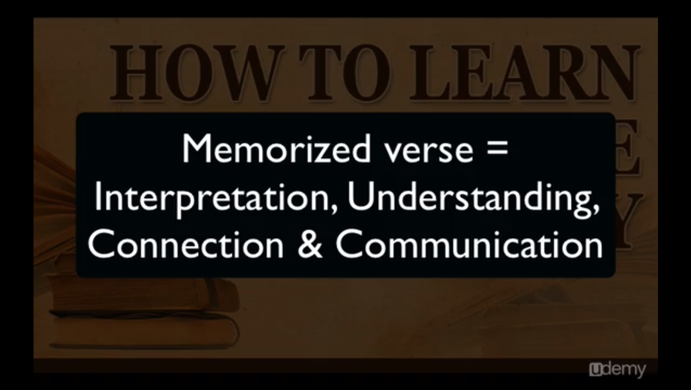 How to Learn and Memorize Poetry, Hobby, Educational & Fun Software Screenshot