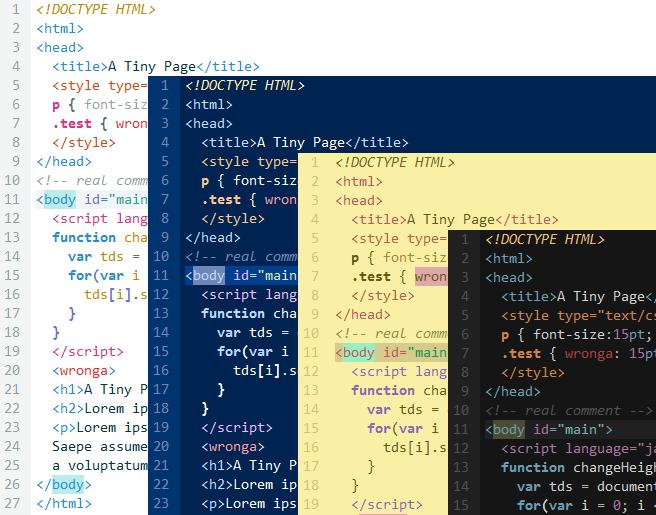 HTMLPad 2020 Screenshot 20