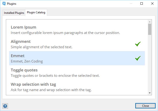 HTMLPad 2020 Screenshot 18