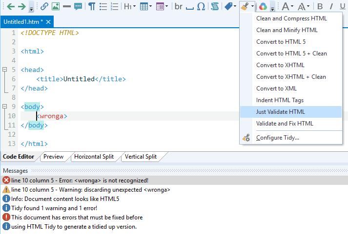 HTMLPad 2020 Screenshot 17
